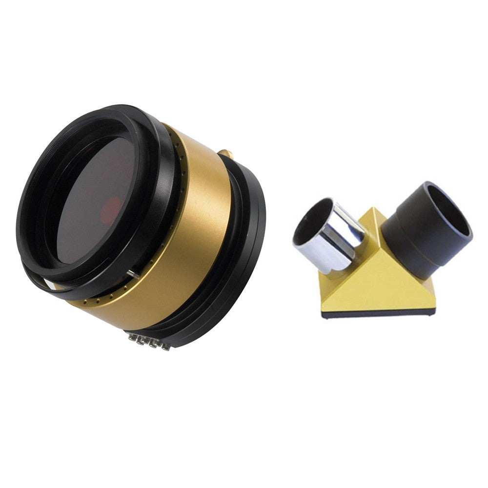 SolarMax II 60mm Solar Filter set with RichView tuning and 10mm Blocking Filter