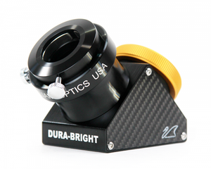 "Dura Bright 2"" Dielectric diagonal for SCT threaded Scope with Thermometer  (D-DIG2D-C-DB-SCT)"