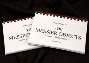 The Messier Objects - Telrad Finder Charts