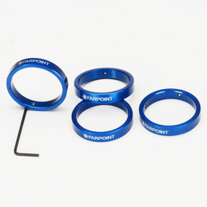 "Parfocal Ring Set for 1.25"" Eyepieces (FP501)"