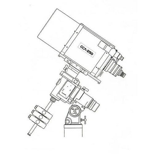 CCA-250 (Modified Cassegrain Telescope)