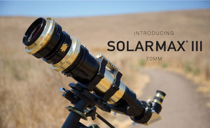 SolarMax III - 90mm Double Stack with 30mm Blocking Filter (324014)
