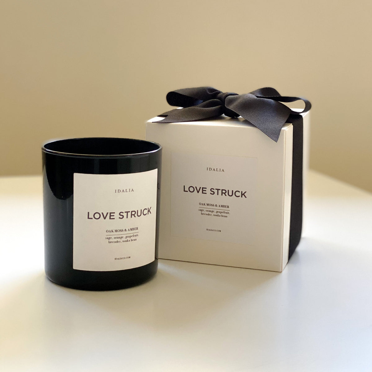 Love Struck Candle