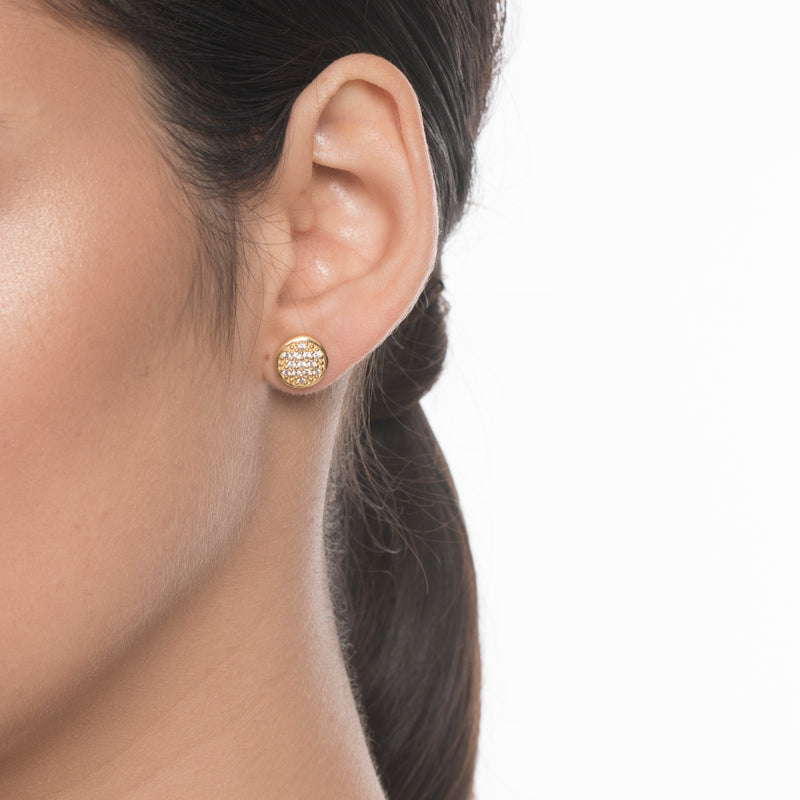 Droplets Stud Earrings