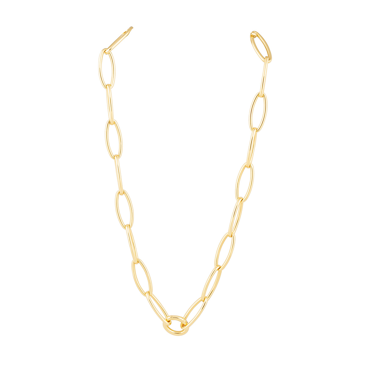 Love Chain Link Necklace