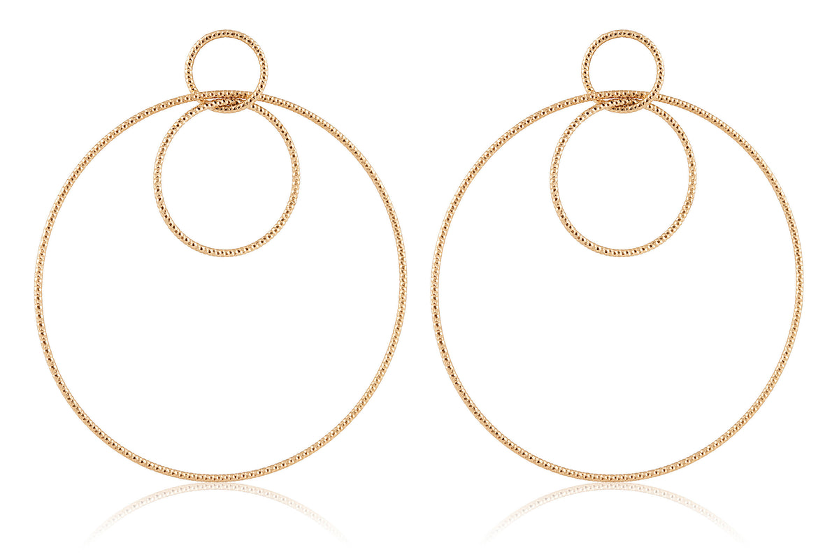 Idalia Jewelry-The Circle Multi Hoop