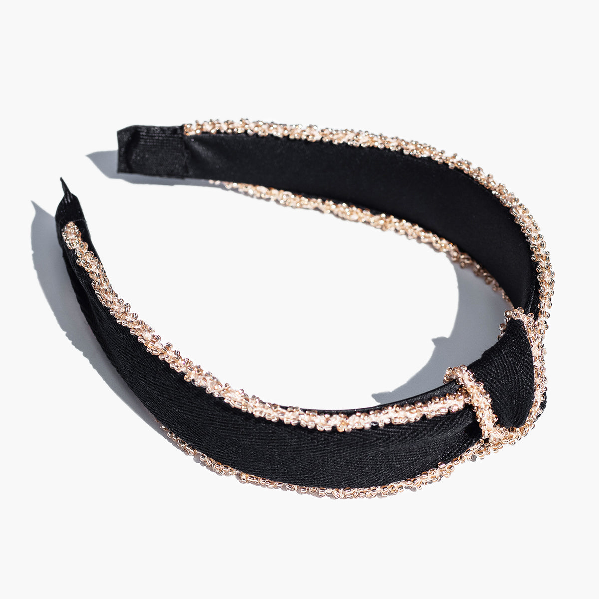 Headbands by IDALIA - Margot - Rose Gold Trim
