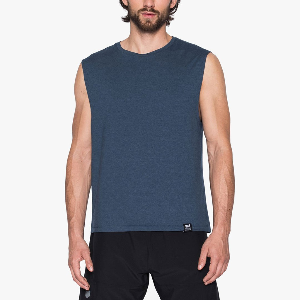 Performance Tank Dark Denim