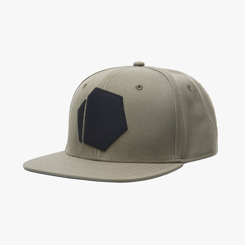 Hexagon Snapback Urban Green