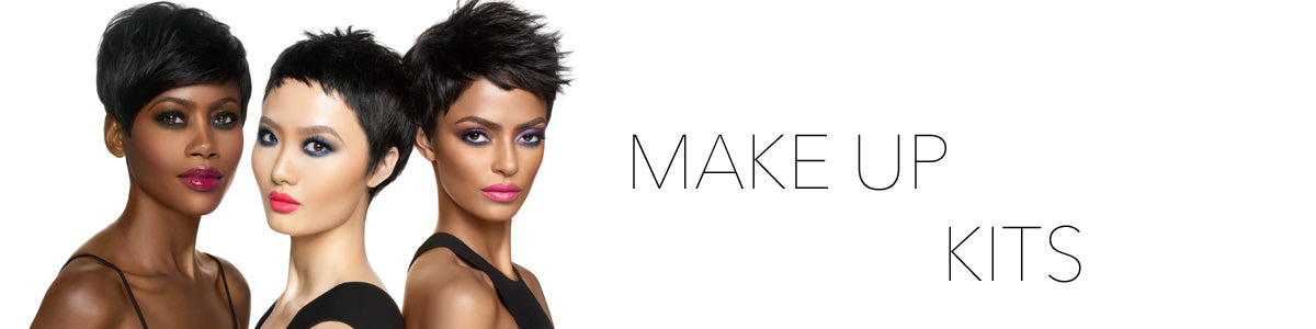 IMAN COSMETICS MAKE UP KITS