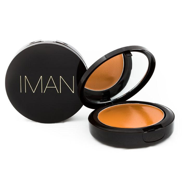 Second to None Cream to Powder Foundation - IMAN Cosmetics