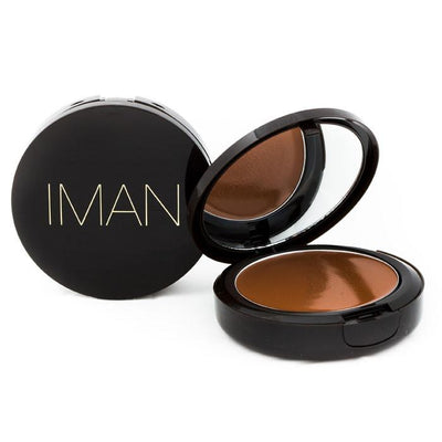 Second to None Cream to Powder Foundation-Foundation-IMAN Cosmetics