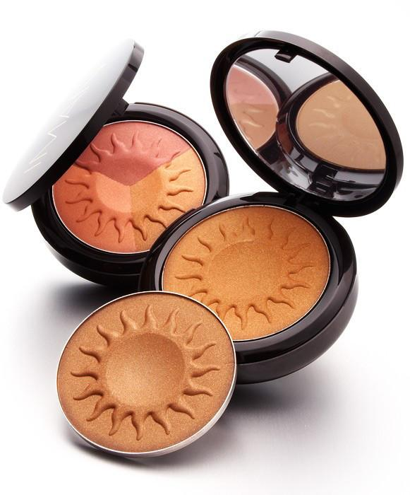 Sheer Finish Bronzing Powder - IMAN Cosmetics