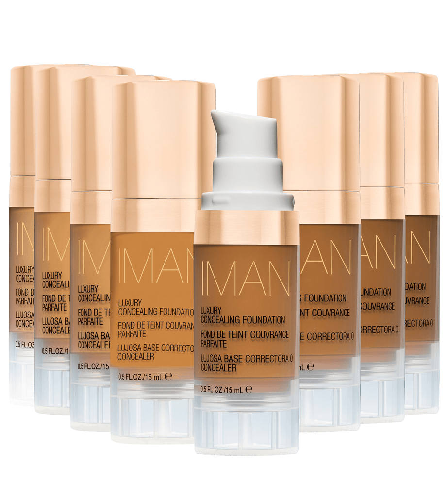 Luxury Concealing Foundation this full coverage, long-wear formula will give you a flawless and radiant complexion.