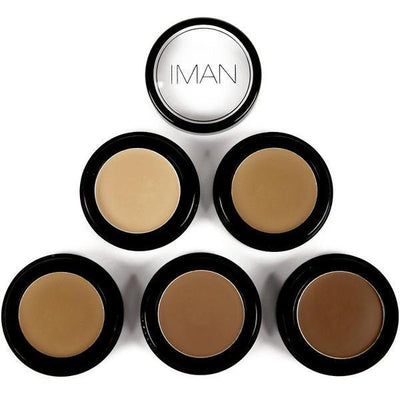 Cover Cream Enriched With Minerals-Concealer-IMAN Cosmetics
