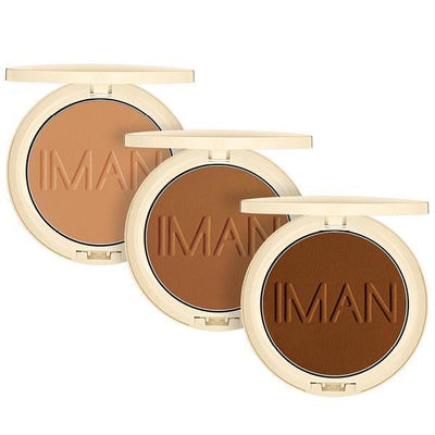 Perfect Response Oil Blotting Powder-Powder-IMAN Cosmetics
