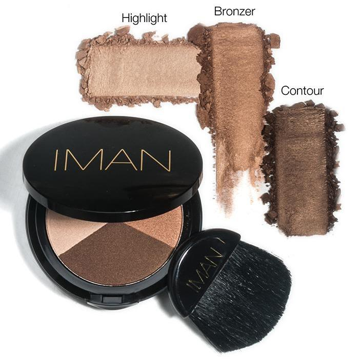 Luxury Contour Trio-Powder-IMAN Cosmetics