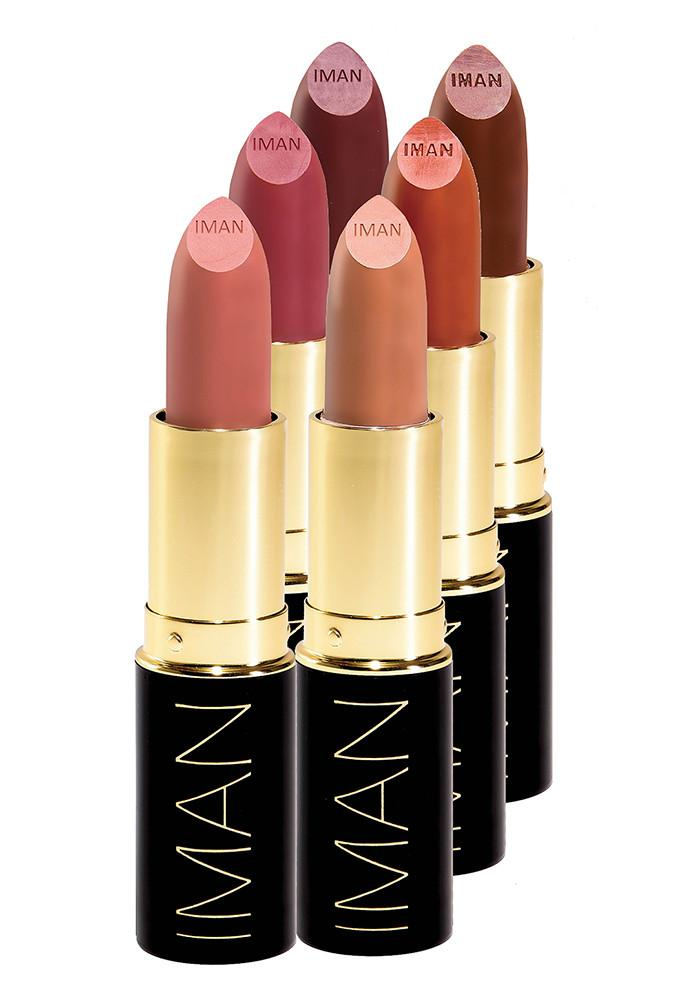 Luxury Moisturizing Lipstick - IMAN Cosmetics