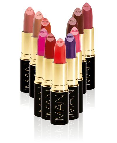 Moisturizing lipsticks collection - IMAN