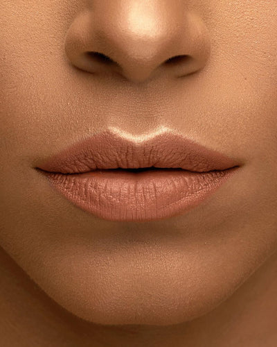 Nude Matte lipstick for daily use - IMAN