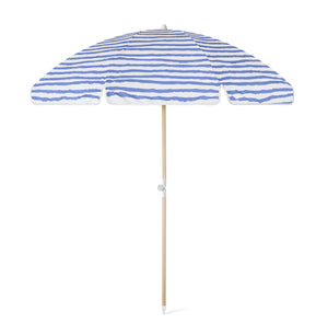 Pacific Stripe Travel Beach Umbrella