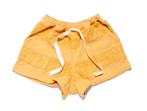 Golden Womens Beach Short