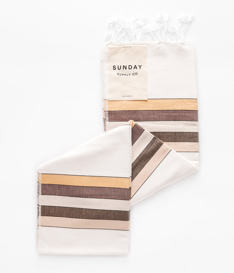 Sun Valley Beach Towel Beach Towel