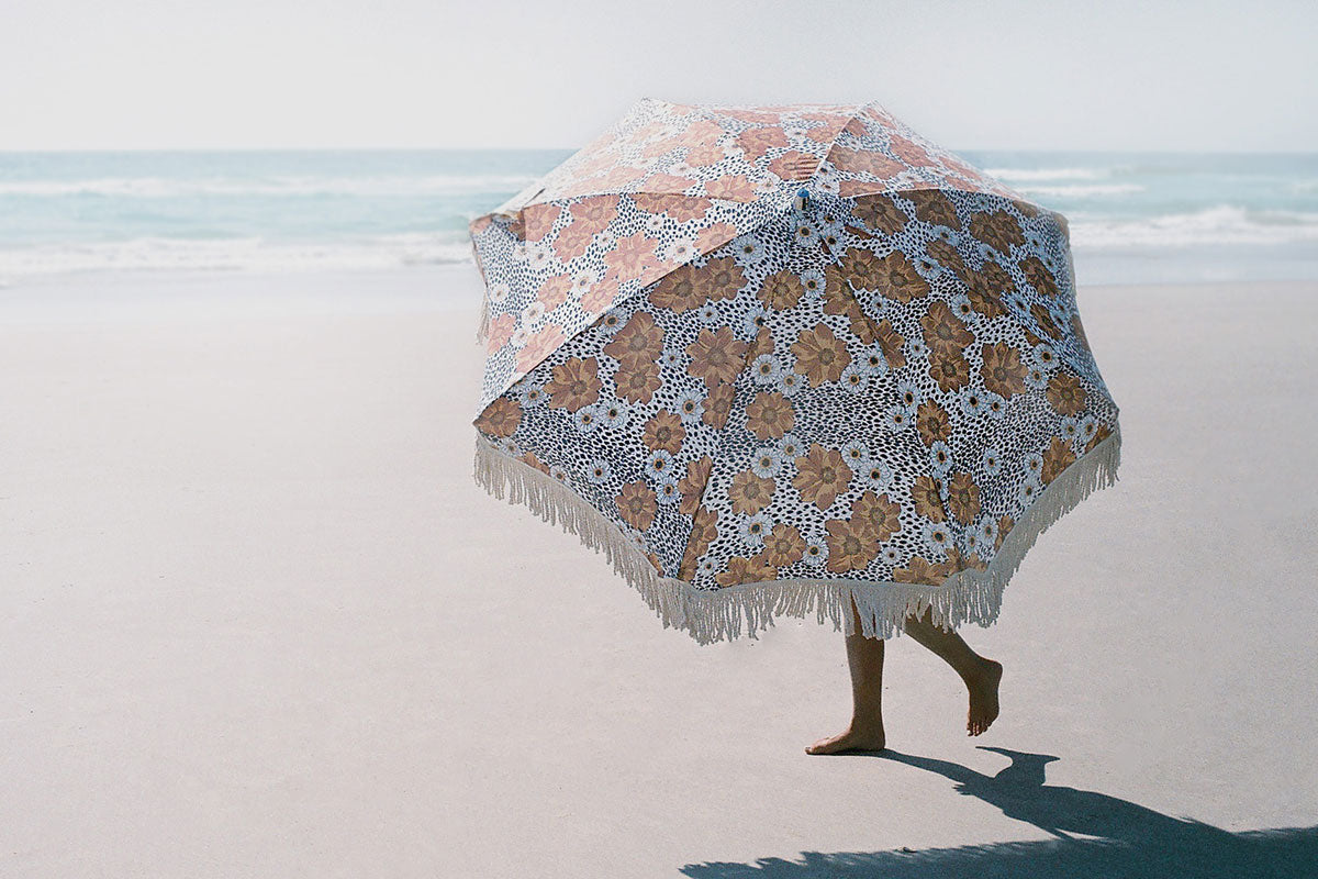 Animal Kingdom Beach Umbrella ☼ Sunday Supply Co.