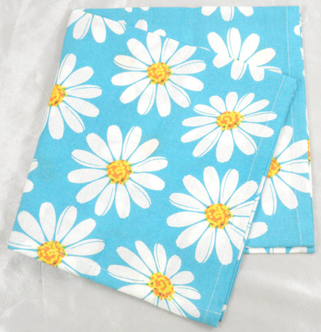 Tea Towel - Daisy design - 100% Cotton