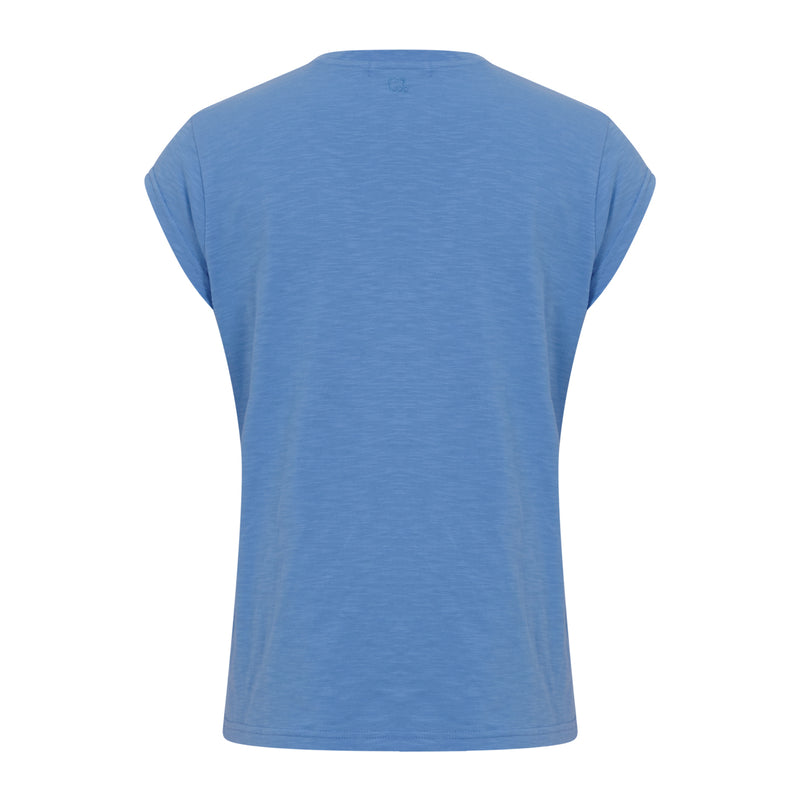 CC Heart CC HEART BASIC V-NECK T-SHIRT T-Shirt Airy blue - 572