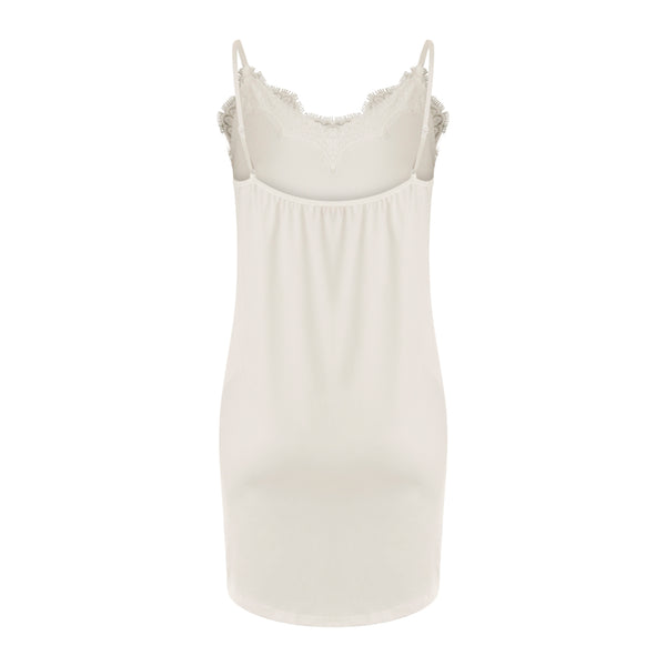 CC Heart CC Heart lace slip dress Dress Off White - 202