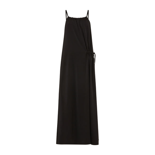 Coster Copenhagen DRESS W. TIE STRING Dress Black - 100