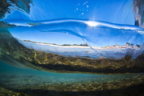 Underwater Glass
