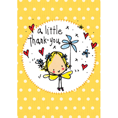 A Little Thank-you! - Juicy Lucy Designs