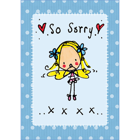 So Sorry! - Juicy Lucy Designs