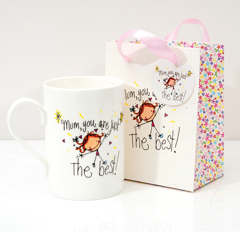 Mum you are just the best! - Juicy Lucy Designs