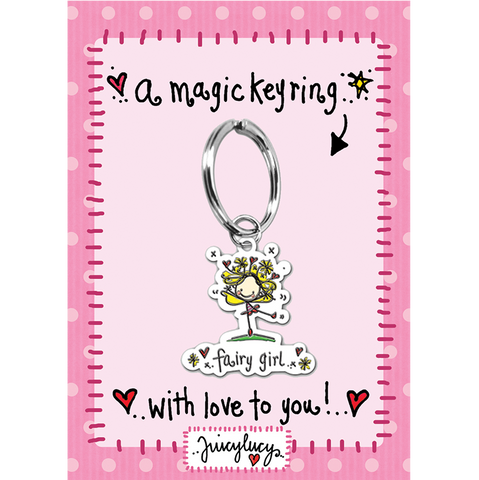 Fairy Girl - Juicy Lucy Designs