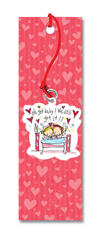 Still Got it Bookmark - Juicy Lucy Designs