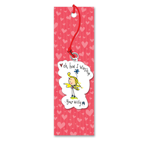 Knickers Bookmark - Juicy Lucy Designs