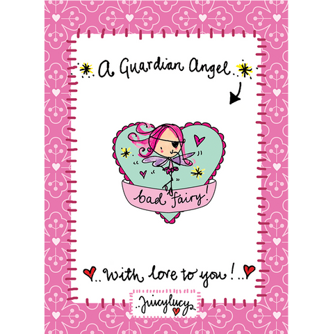 Bad Fairy Pin - Juicy Lucy Designs