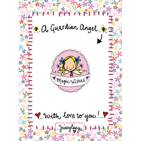 Magic Wishes Pin - Juicy Lucy Designs