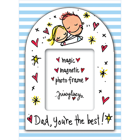 Dad, you're the best! - Juicy Lucy Designs