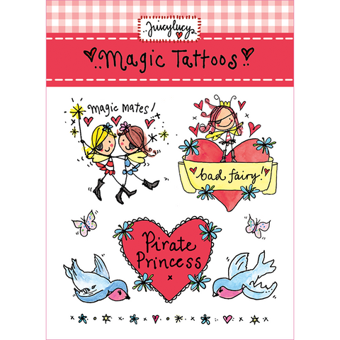 Magic Tattoos - Juicy Lucy Designs