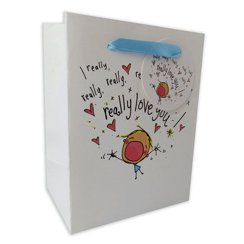 I Really Really Love You - Juicy Lucy Designs