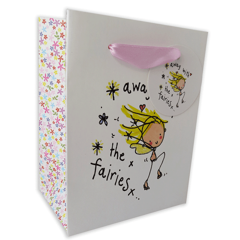 Away With The Fairies - Juicy Lucy Designs