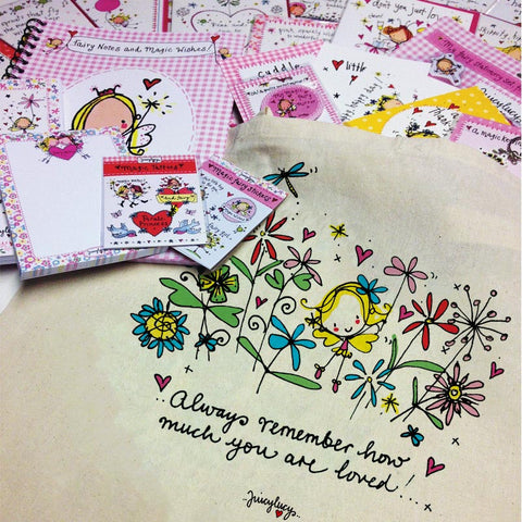 'Always remember how much you are loved' Goody Bag - Juicy Lucy Designs