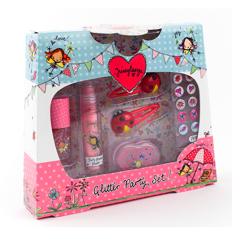 Glitter Party Set - Juicy Lucy Designs