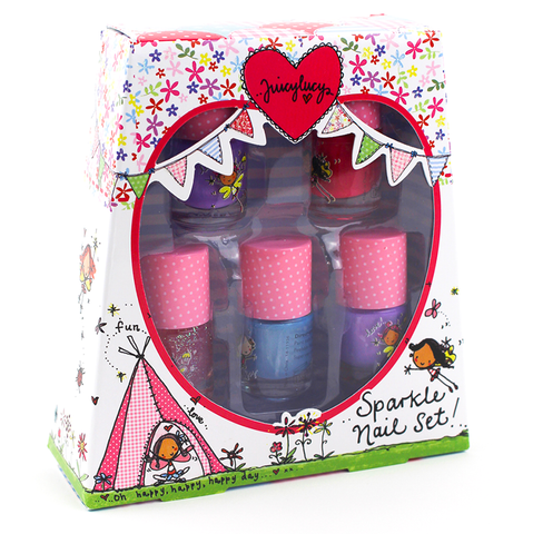 Sparkle Fairy Nail Set - Juicy Lucy Designs