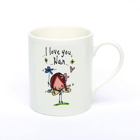 I love you Nan! - Juicy Lucy Designs