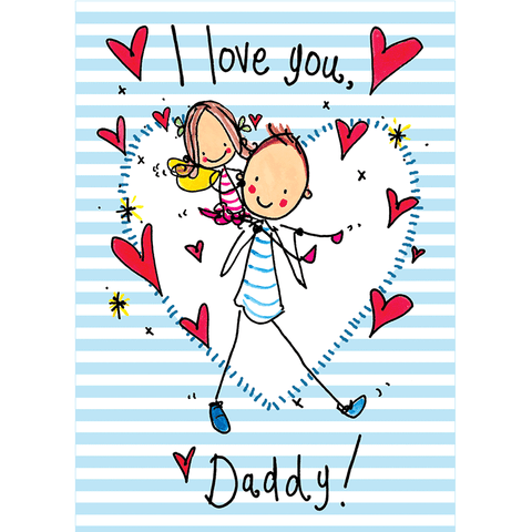 I Love You Daddy! - Juicy Lucy Designs